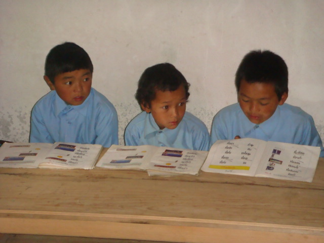 Tibetan Teachers for Tsagam and Bagam Schools