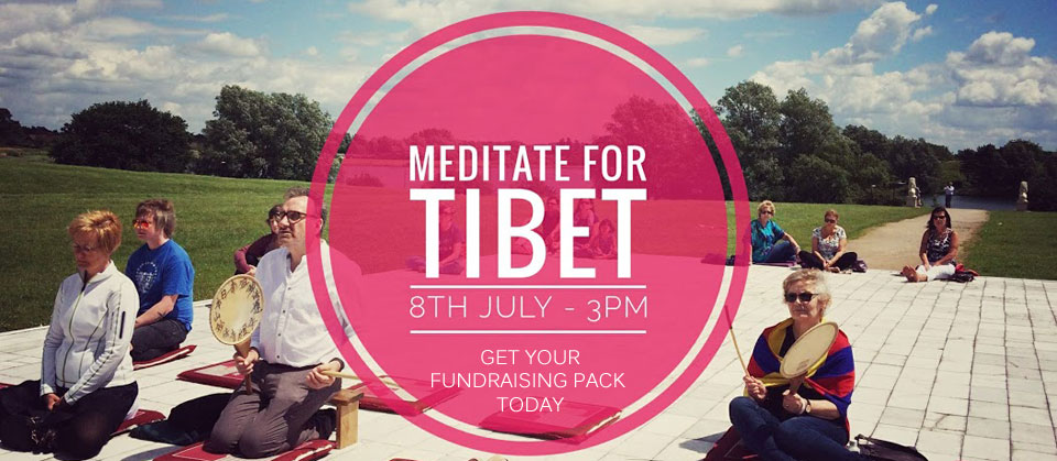 Meditate For Tibet