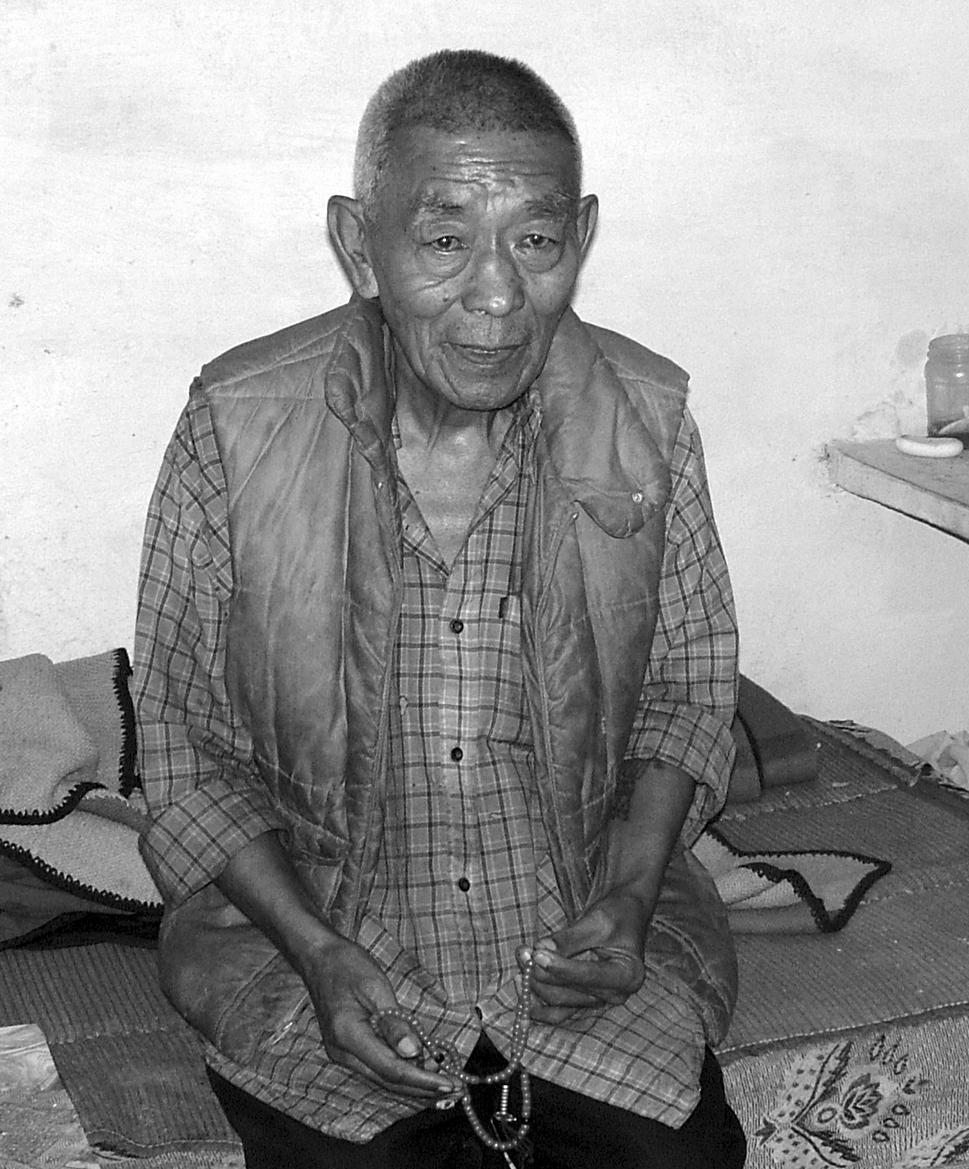 Stipends for the elderly in Lodrik settlements