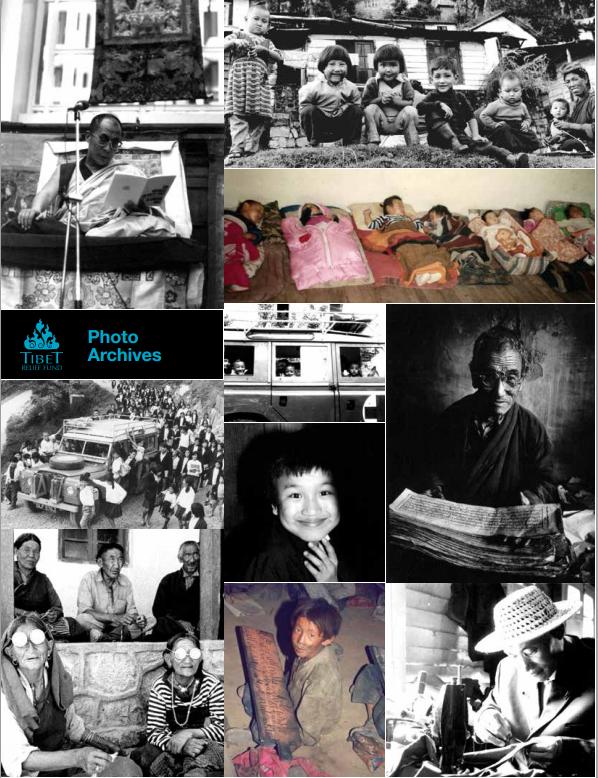 Tibet Matter Photo Page