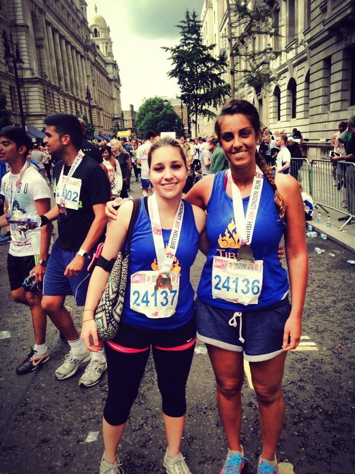 London 10K Run