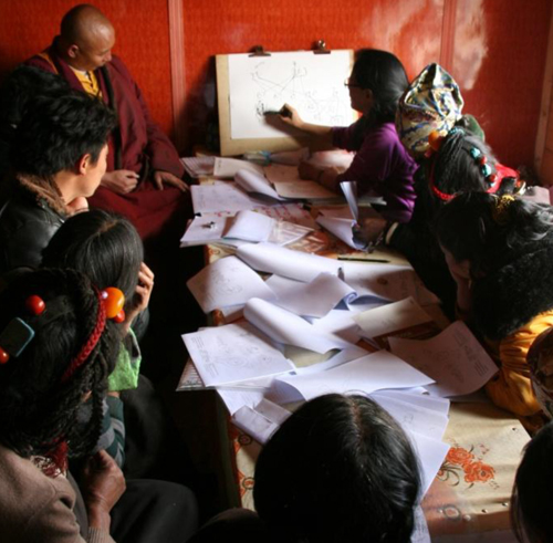 Update: Maternity clinic and maternal training in eastern Tibet