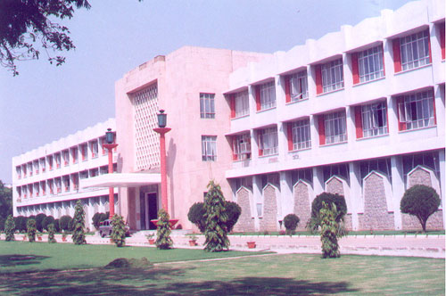 Jamia Hamdard University in Delhi