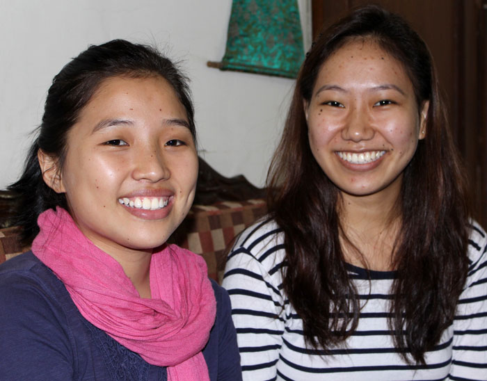 Annual Review: Funding future Tibetan nurses