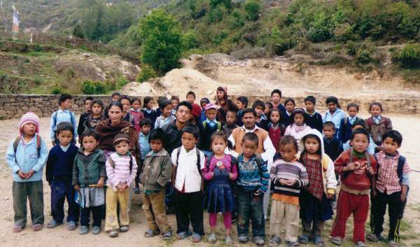 Annual Review: Tsagam and Bagang Tibetan teachers