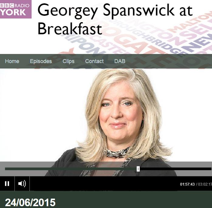 Empowering the Vision's Youdon Aukatsang talks to BBC Radio York
