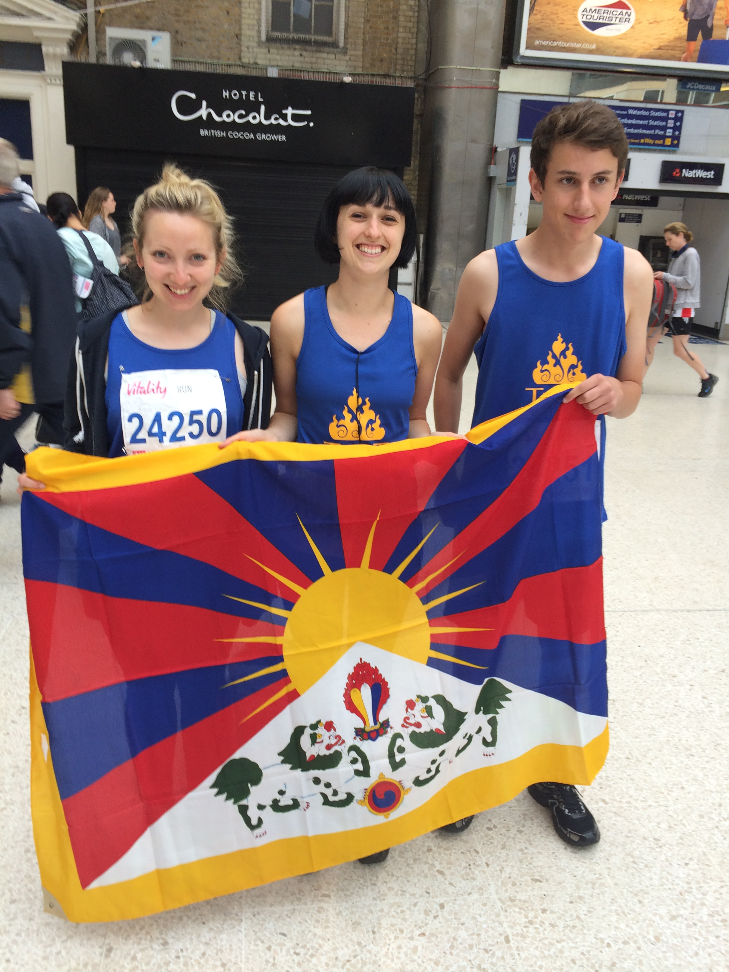 [Closed, we have a runner] Would you like to run the 2016 London Marathon for Tibet Relief Fund?