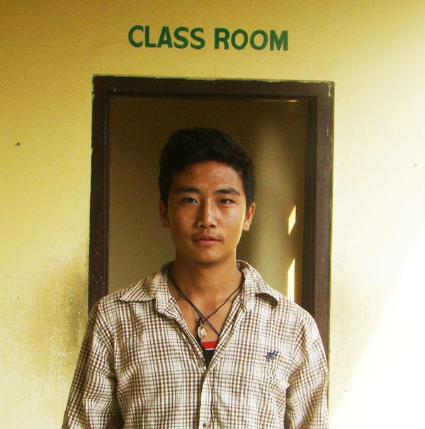 Through Tibet Relief Fund, this sponsor helped a Tibetan refugee fulfill a dream