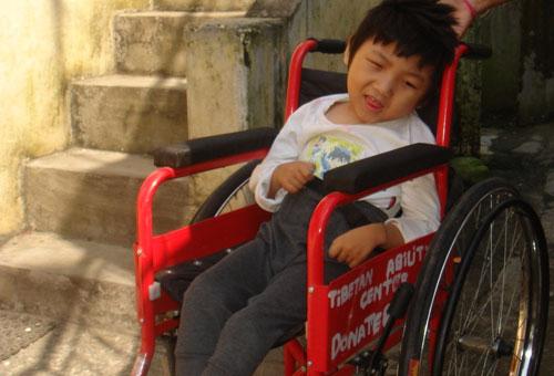 Tibet Matters: Helping Tibetan children with special needs