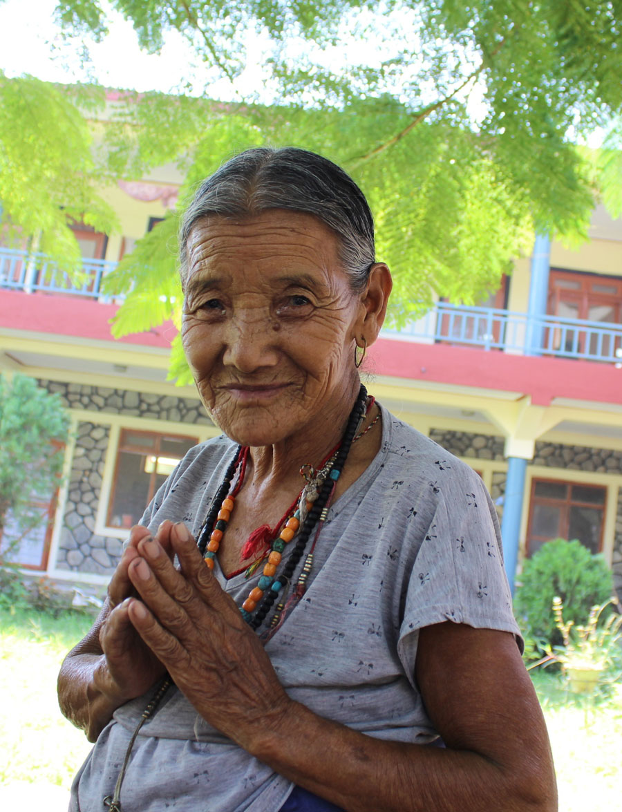 £4,500 to provide ex-Tibetan Freedom Fighters and their families with healthcare and support
