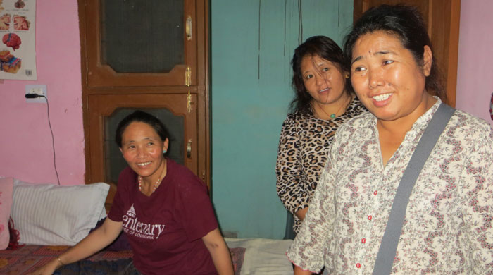 Tibet Relief Fund annual review: Help on Hand, support for the selfless sister act