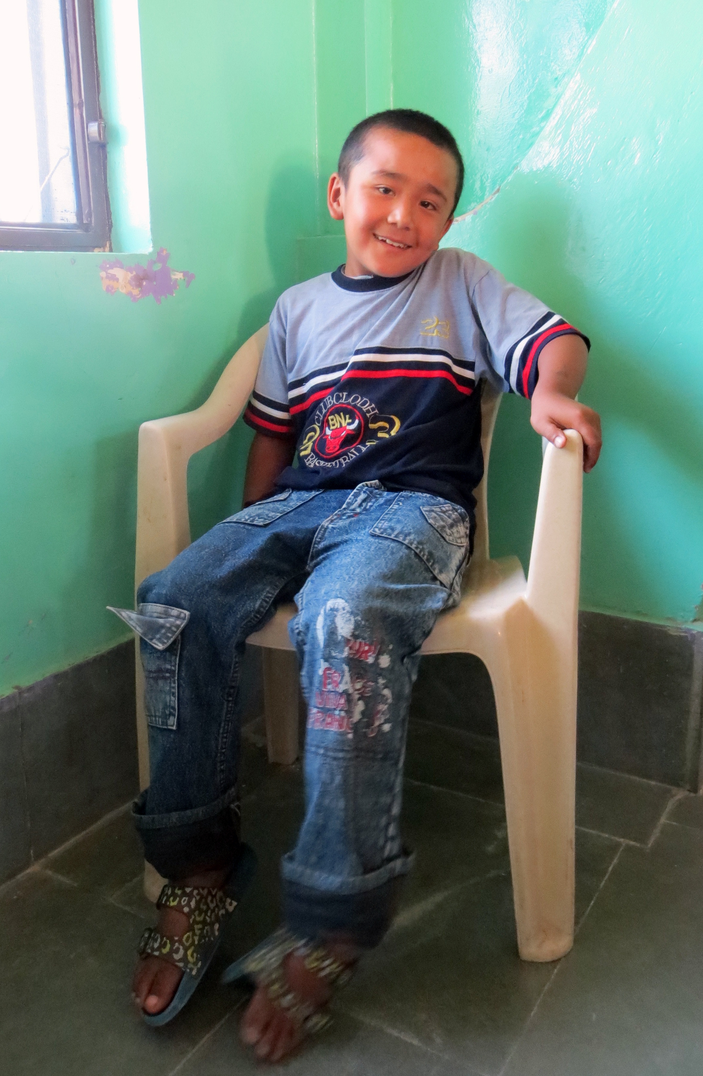 Tibet Relief Fund annual review: £2,150 for Ngoenga School (Spring Appeal)