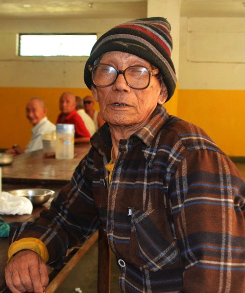 Winter appeal: Elderly Tibetans face a bitterly cold winter without heating