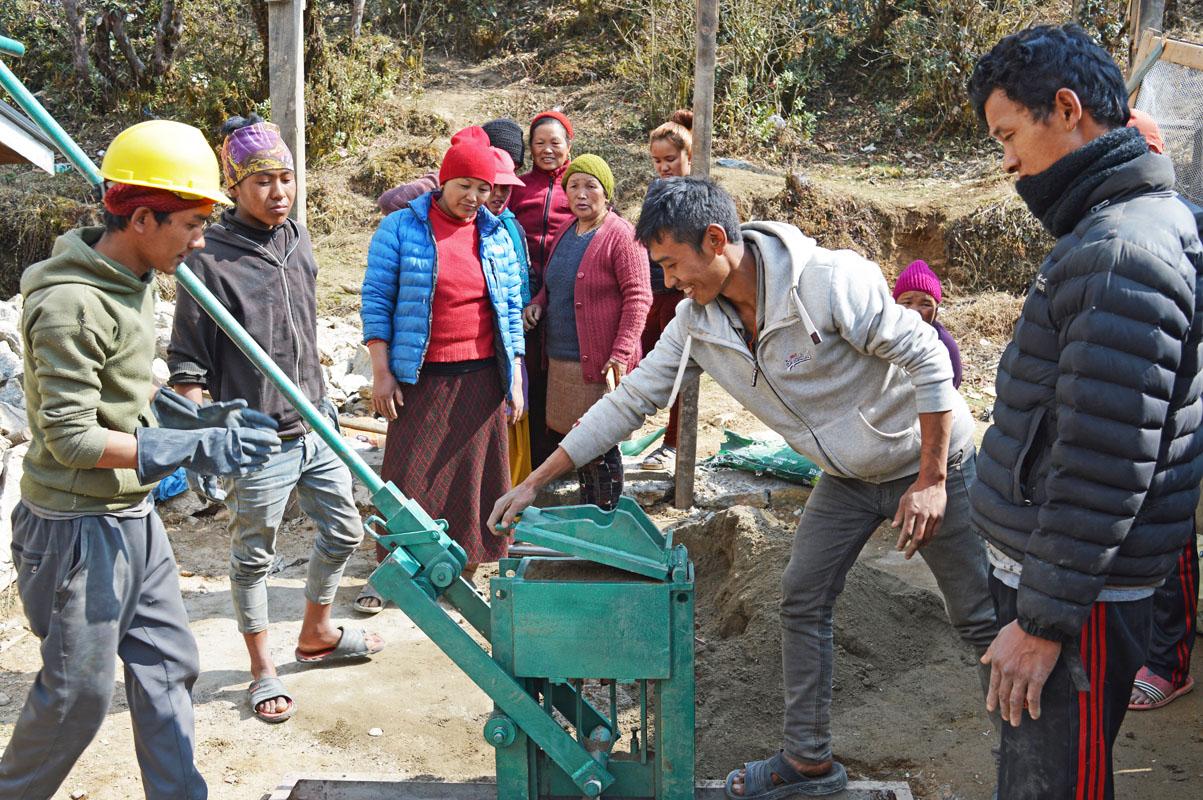 Good news from Bakhang school!