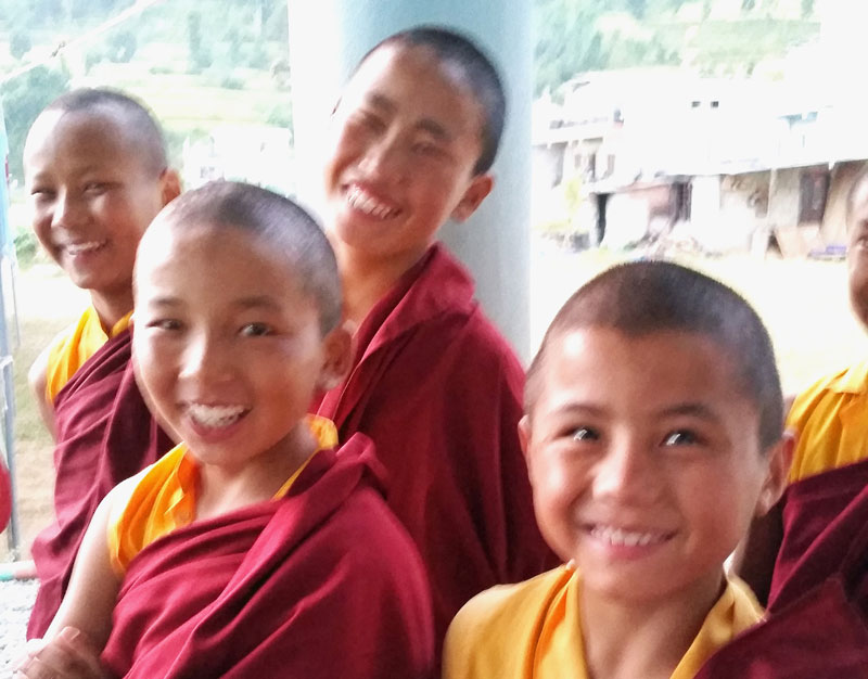 Nepal and India Field Trip Diary, October 2016
