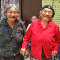 Tibet Matter Annual Review: Clean water for the elderly