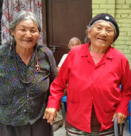 Tibet Matter Annual Review: Clean water for the elderly – £660