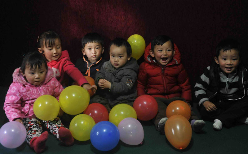 Tibet Matters Annual Review: Crèche & Community
