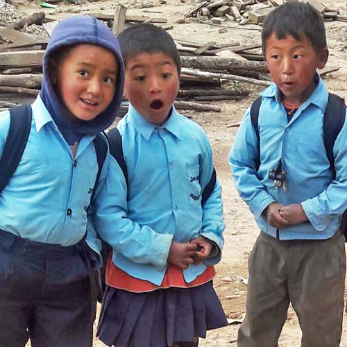 Tibet Matters Annual Review: Teachers at Bakhang and Tsagam