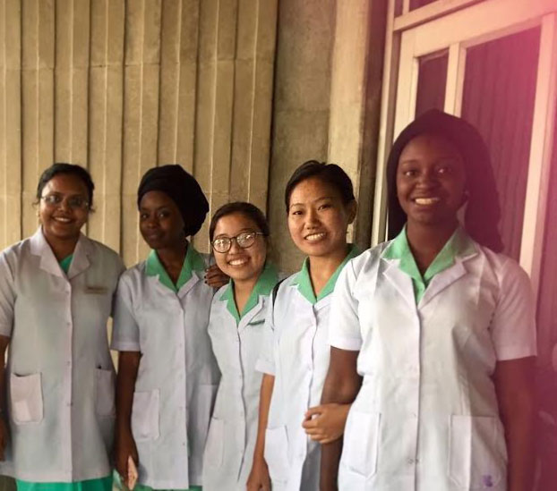 Tibet Matter Annual Review: Our aspiring Tibetan nurses