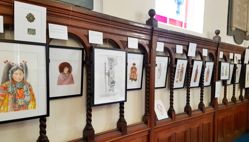 Painting the Plateau exhibition coming to Monmouth & Chipping Norton
