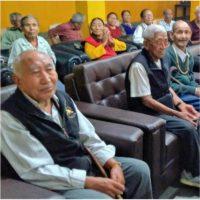 Tibet Matters Annual Review: So-fa So Good – Comfort For Tibetan Elders – £2,407