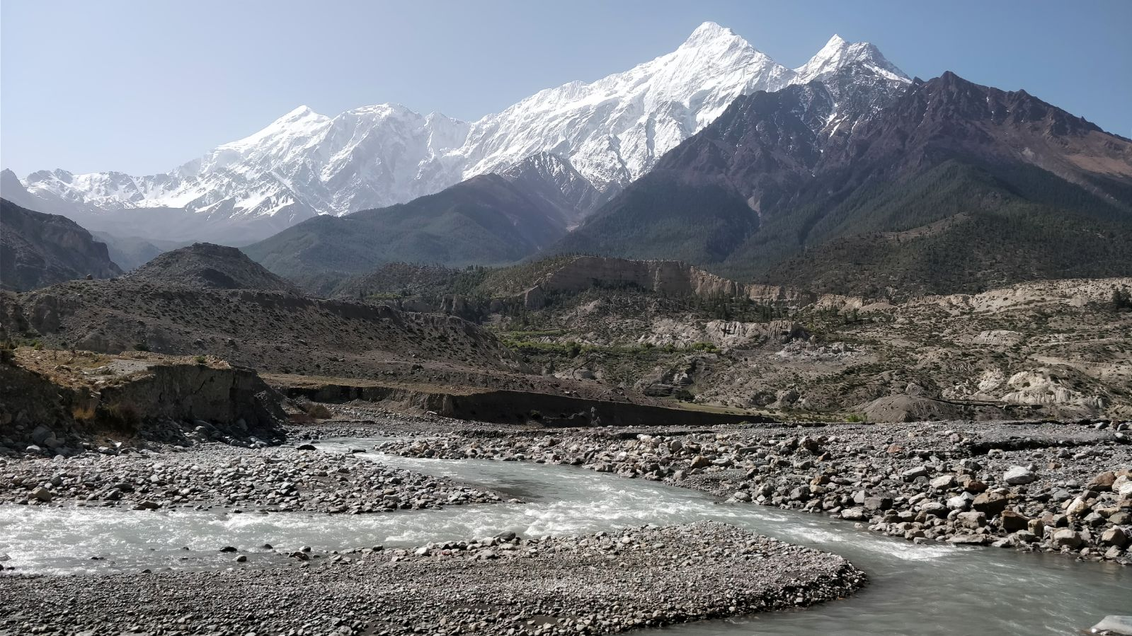 Photos from our research tour currently taking place in Nepal