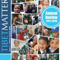 Tibet Matter Annual Review 2017-2018