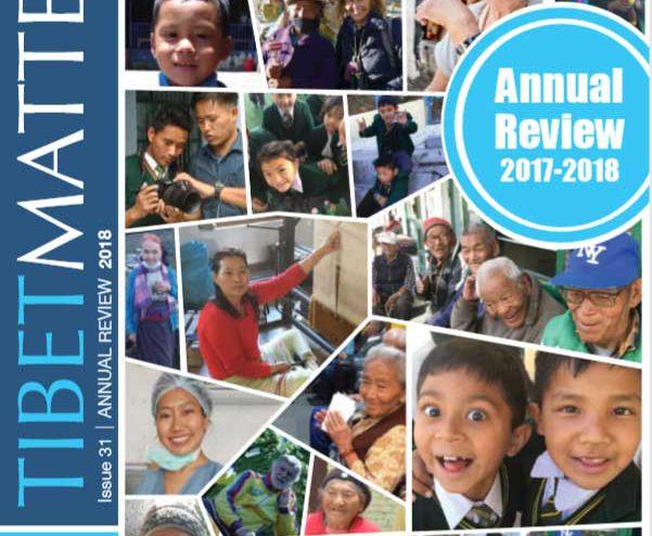 Tibet Matter Annual Review 2017-2018