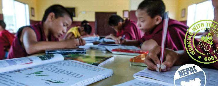 Tibet Matters Annual Review: Teachers for Little Monks – £1,737