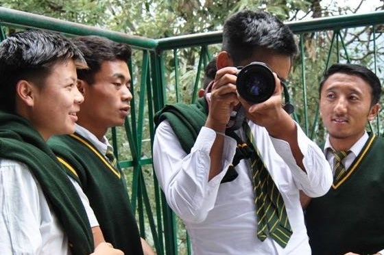 Tibet Matters Annual Review: Happy Snaps at Tibetan Homes Foundation – £1,000