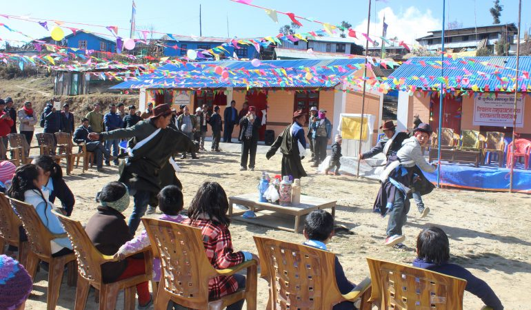 Tibet Matters: Building Futures in Bakhang