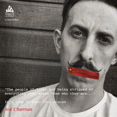 Time4Tibet Joe Charman - The skills guy