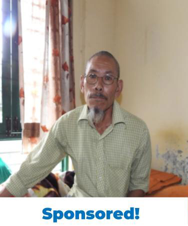 Mr. Tsering Dhondup –  M –  Tibetan Homes Foundation, Mussoorie