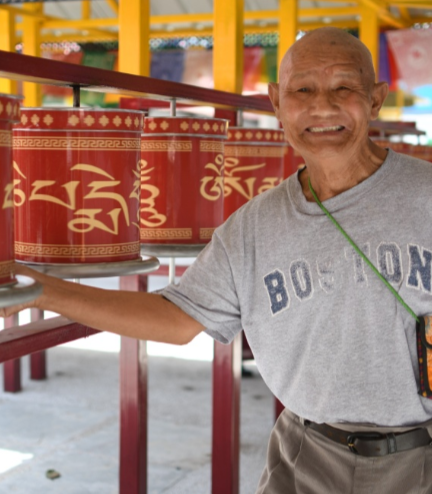 Mr. Tsering Thupney –  M –  Tibetan Homes Foundation, Mussoorie