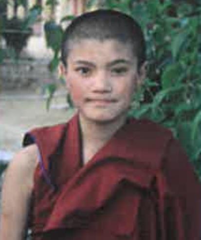 Tsering Lhamo –  F –  Jamyang Choling Nunnery, Dharamshala
