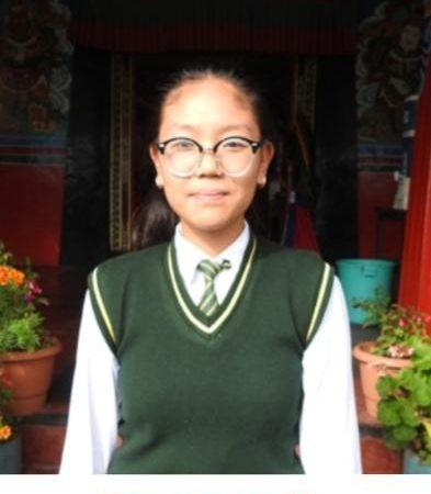 Tenzin Yangkyi –  F –  Tibetan Homes Foundation, Mussoorie