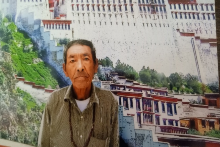 Mr. Lhakpa Tsering –  M –  Tibetan Homes Foundation, Mussoorie