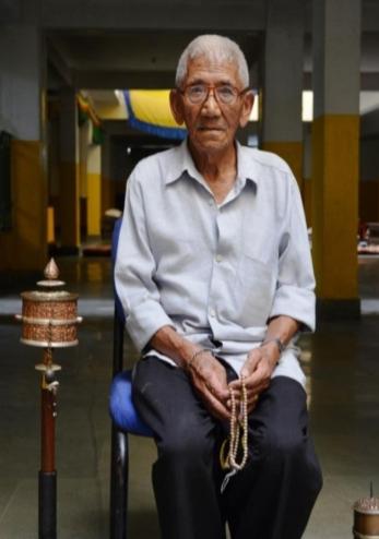 Mr. Penpa –  M –  Tibetan Homes Foundation, Mussoorie