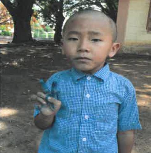 Tenzin Yougyal –  M –  Tibetan SOS Children's Village  Dharamshala