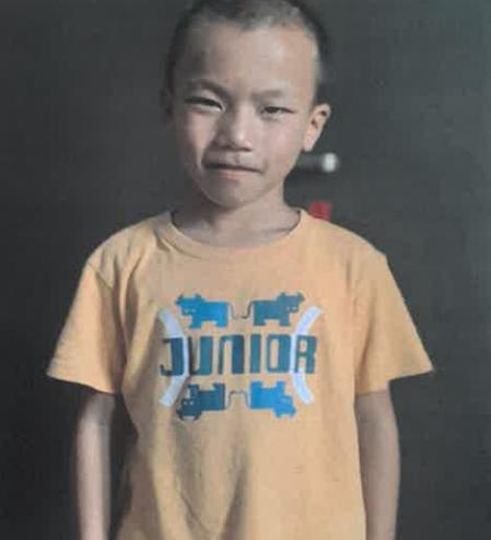 Kismat Roka –  M –  Namgyal Monastic School, Pokhara