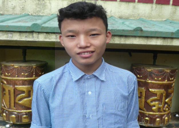 Tenzin Rabjam –  M –  Tibetan SOS Children's Village  Dharamshala