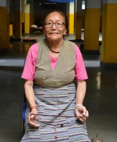 Mrs. Passang –  F –  Tibetan Homes Foundation, Mussoorie