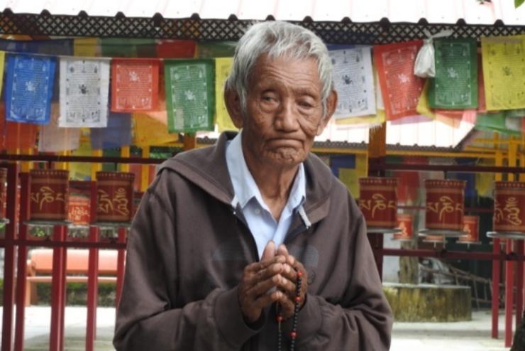Mr Enchung –  M –  Tibetan Homes Foundation, Mussoorie