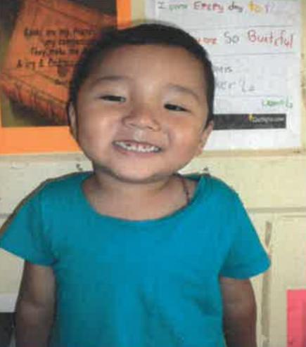 Karma Samten Gyatso –  M –  Tibetan SOS Children's Village  Dharamshala