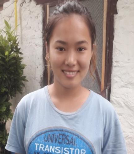 Tenzin Sangmo –  F –  Snow Lion Foundation, Kathmandu