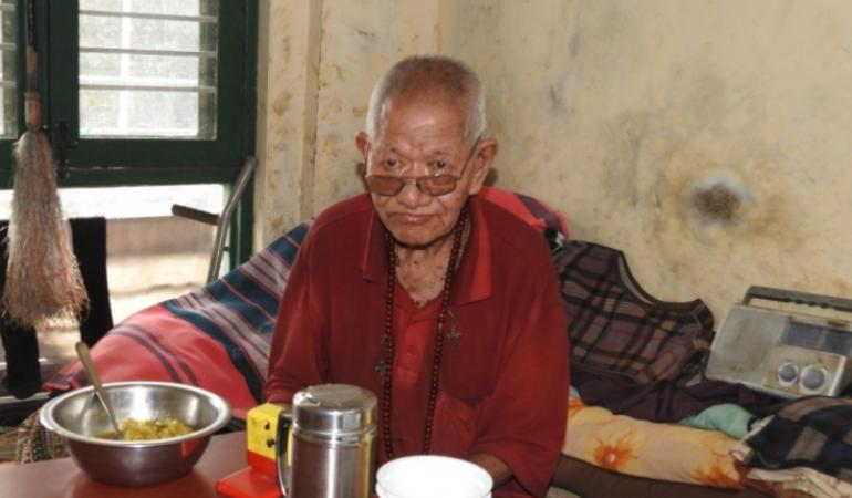 Mr. Topchen –  M –  Tibetan Homes Foundation, Mussoorie