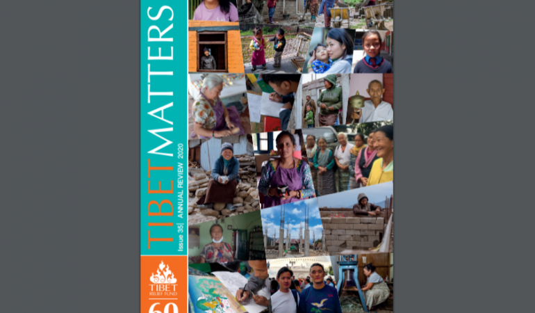 Tibet Matters Annual Review 2019-2020