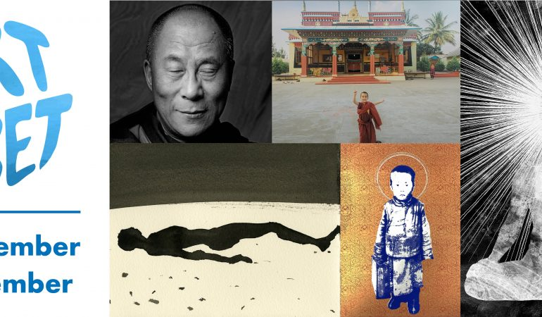 Our second Art Tibet auction is live – place your bid now!