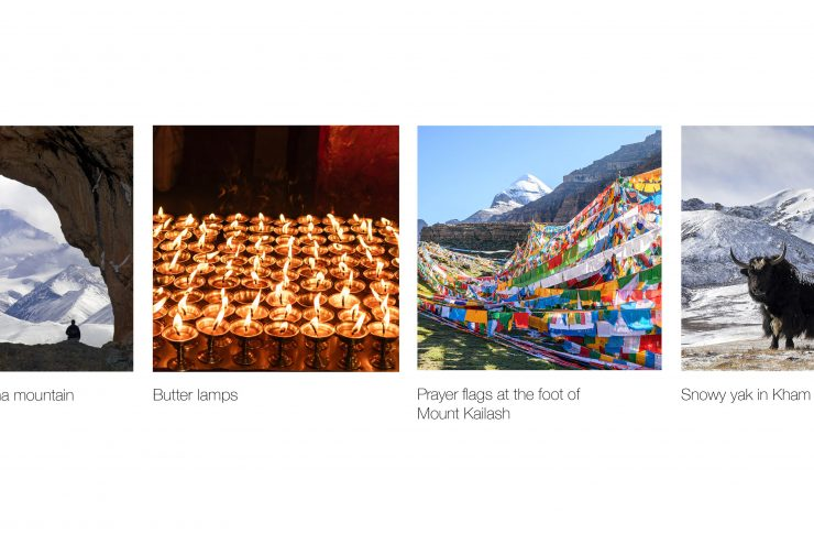 Our new Tibet themed charity greetings cards are available!